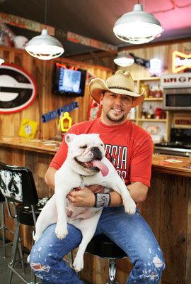 Jason Alden's Bulldog
